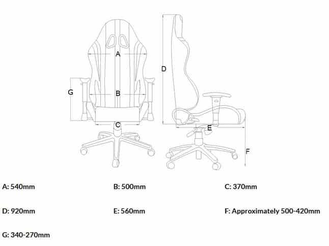 AK racing octane mesures
