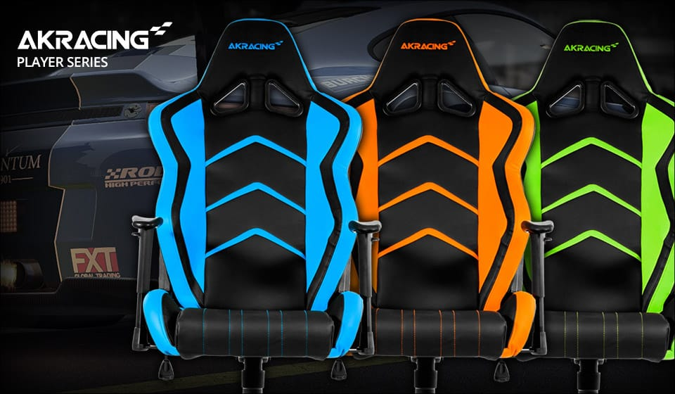 Akracing nitro gaming chair | Comfortabele bureaustoel