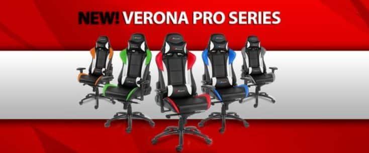 Verona pro chaise