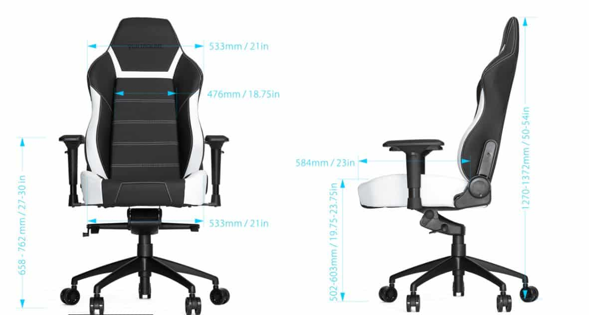 Vertagear p line achat fauteuil gamer vertagear pline for Chaise gaming pas cher
