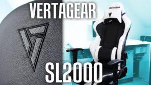 chaise vertagear SL 2000
