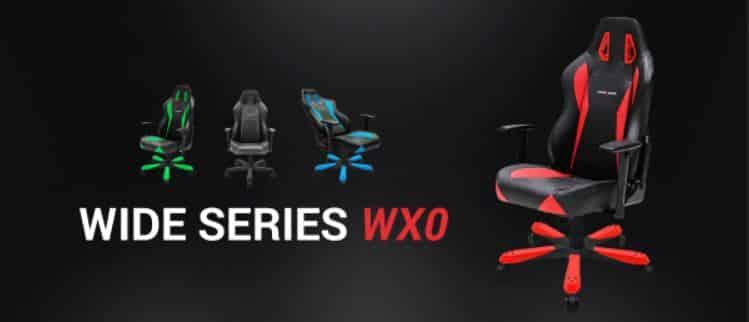 dxracer wide series