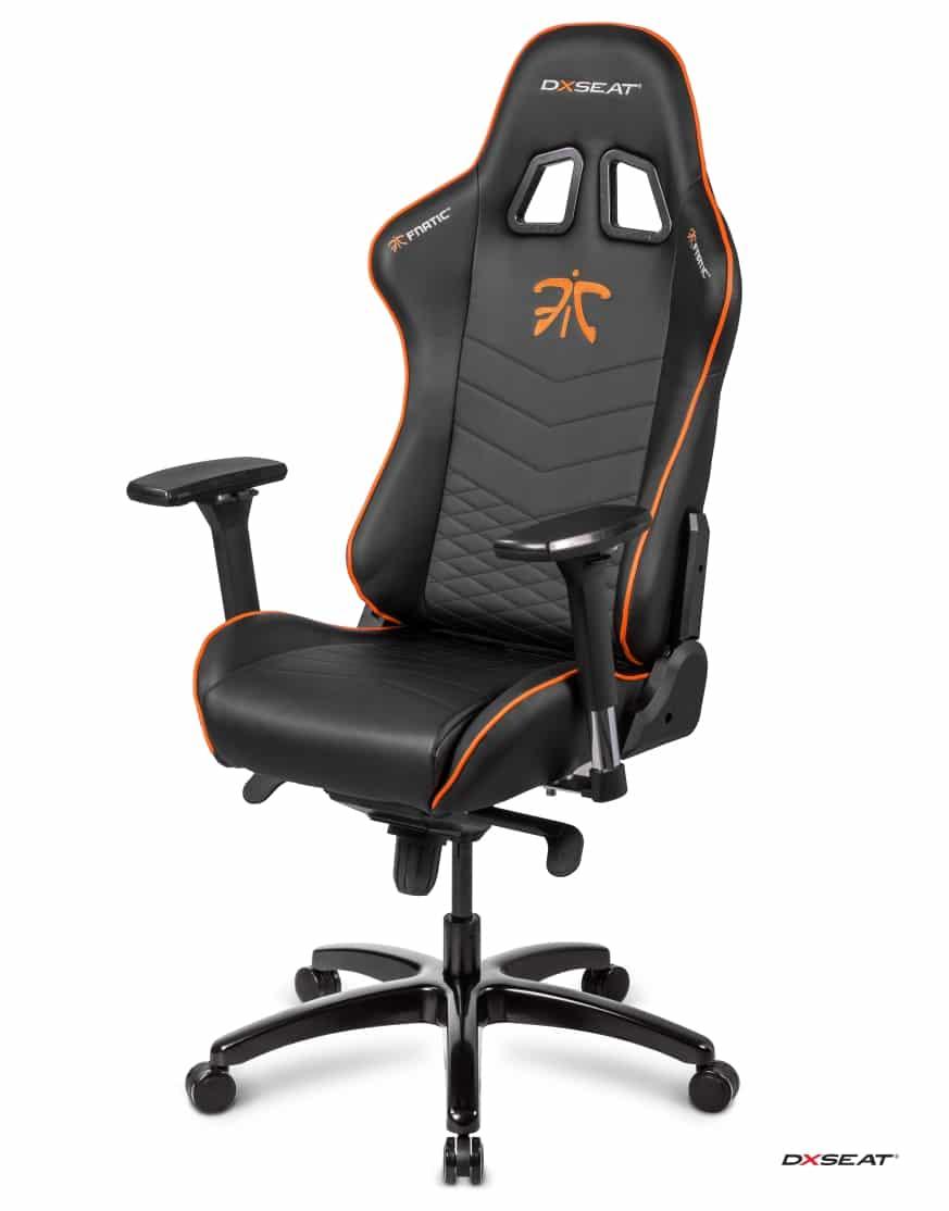 Fauteuil gamer fnatic test ou trouver le fauteuil fnatic for Chaise de gamer