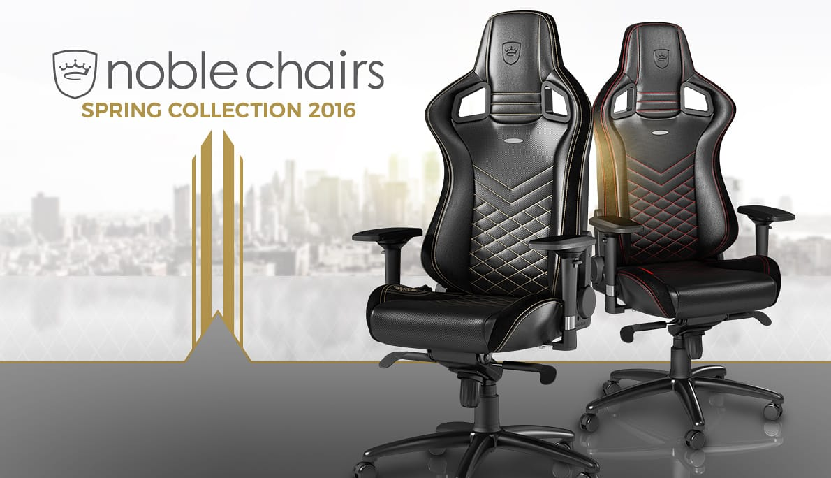 Fauteils Gamer Noble Chairs