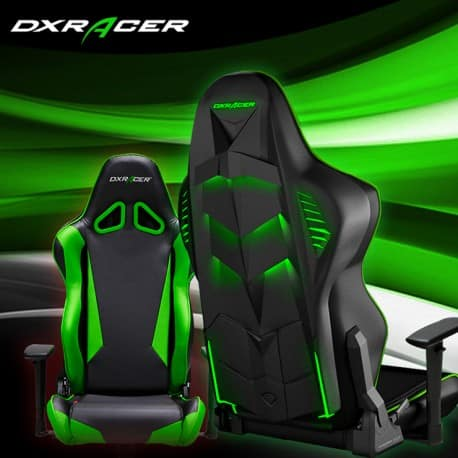 DxRacer Racing Shield Led Series Achat Fauteuil Gamer