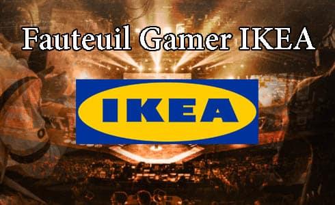 Chaise Gamer Ikea