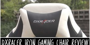 DxRacer Iron Series